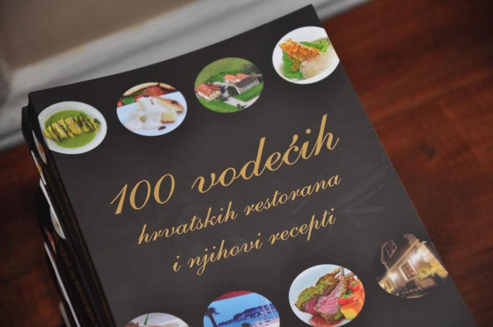 100 best restaurants in Croatian 2015